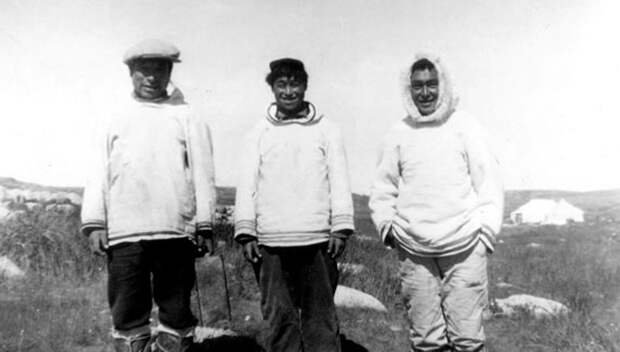белчерская резня на островах белчер инуитский шаман инуитские культисты отвратительные мужики disgusting men