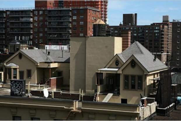 11. Особняки в Нью-Йорке дом, интересное, подборка, факты