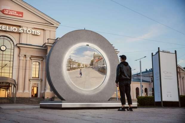 В Литве появился цифровой портал в Польшу