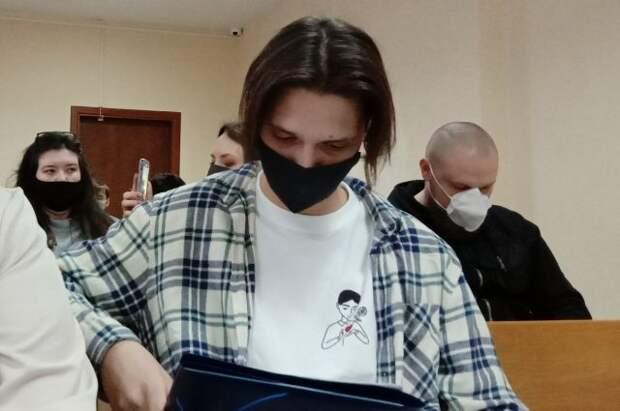 После приговора суда Тима Белорусских объявил о существовании дочери