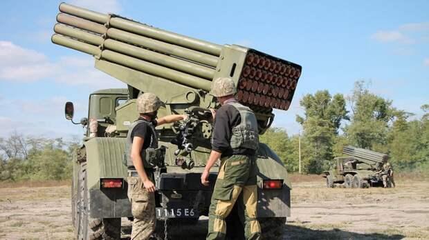 Донбасс сегодня: ВСУ готовят спектакль для НАТО, оружие из зоны ООС рекой течет на Украину