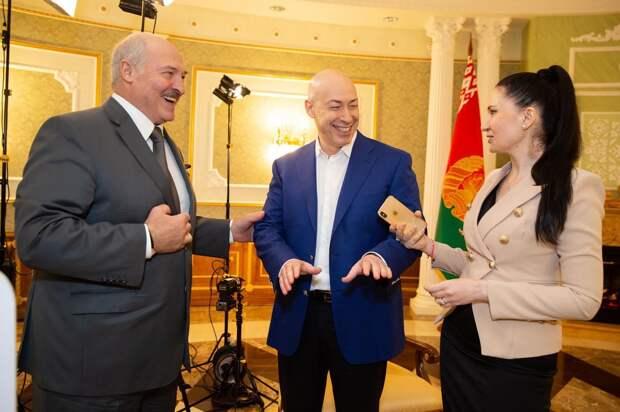 «Ко-ко-ко! Жалко, что вы не президент Украины!»: Гордон и Лукашенко одинаково отвратительны