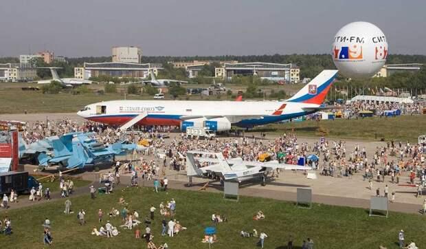 Стартовала продажа билетов на авиасалон МАКС-2021