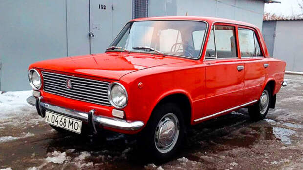 Старые Жигули «копейку» продают за 15 миллионов рублей. Чем уникальна эта машина?
