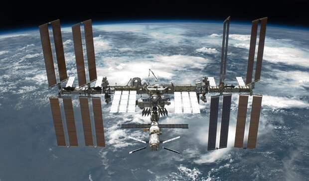 «Роскосмос» планирует поднять орбиту МКС