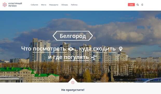 Надополнение функций портала «Культурный регион» потратят 16млн бюджетных рублей