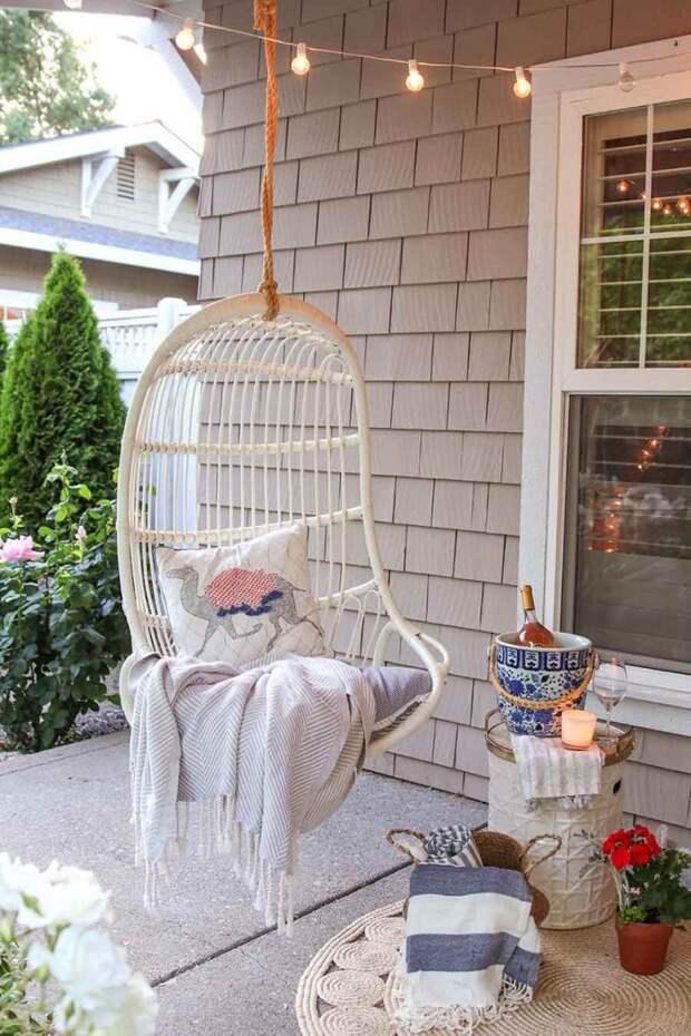 Идеи декора крыльца в вашем доме