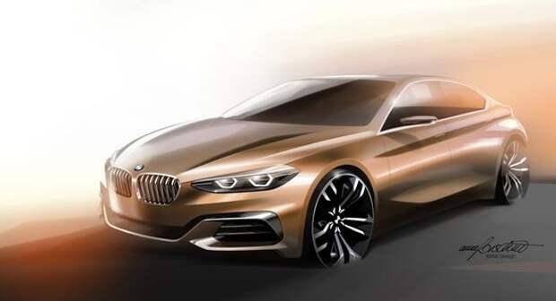 Не в фокусе: купеобразный седан BMW получит «неправильный» привод
