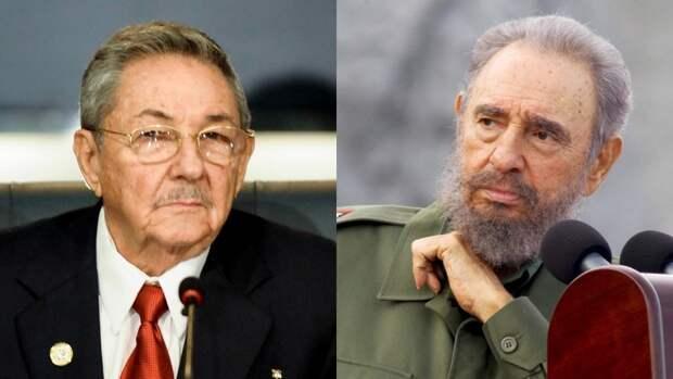 Малинкович рассказал, чем запомнились Фидель и Рауль Кастро во главе Кубы