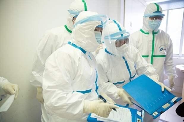 Замминистра здравоохранения Великобритании заболела коронавирусом
