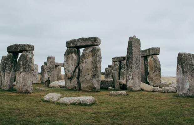 Для возведения Стоунхенджа использовали камни более древнего валлийского памятника