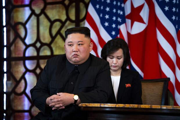 КНДР готова к переговорам с США, но только после отмены санкций