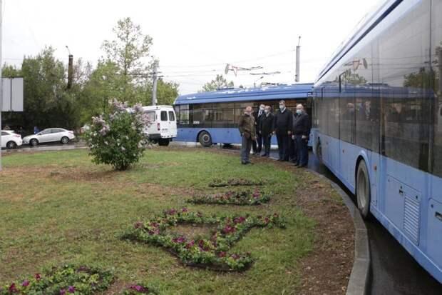 К 9 мая в Севастополе преобразили проспект Победы