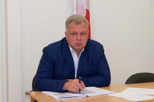 Валерий Мартынов покинул должность главы Октябрьского района Ижевска
