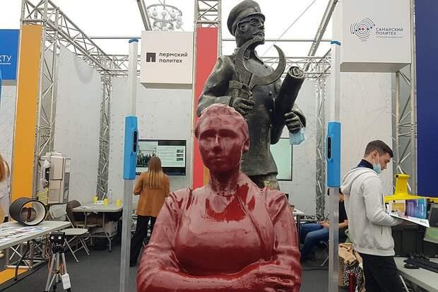 Биочипы в медицине, робот-тренер: какие ноу-хау показали на фестивале «Техносреда» в Москве
