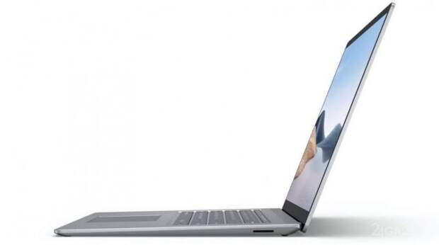 Представлено четвертое поколение ноутбуков Microsoft Surface Laptop, стоимостью выше 1000 долларов