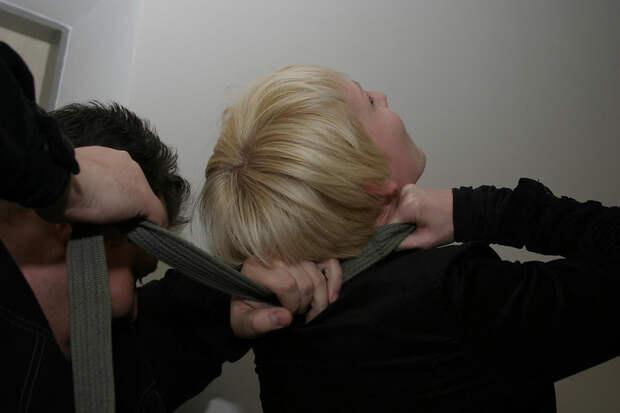 Задушивший жену крымчанин расчленил ее тело и выбросил в мусор