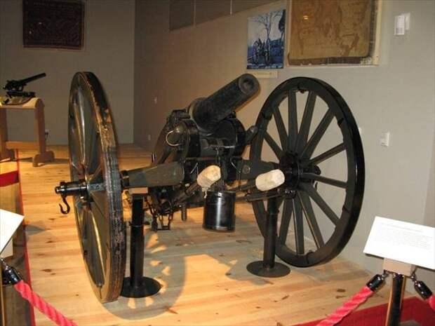 Пушки Брука и Виарда