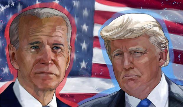 Выборы-2024 в США: Трамп делает ставку
