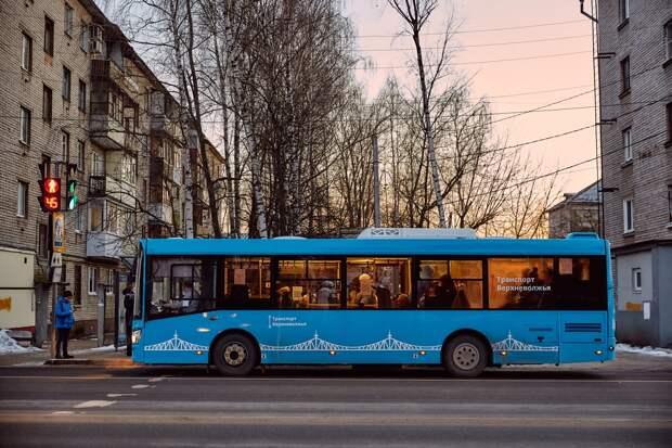 В Твери и Калининском районе для удобства пассажиров внесены изменения в маршруты общественного транспорта
