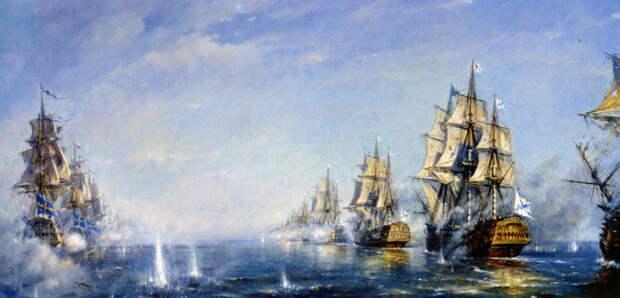 Везение адмирала Чичагова
