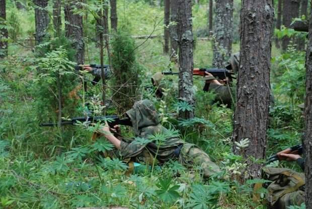 Армейский Дзен. Белорусский партизан