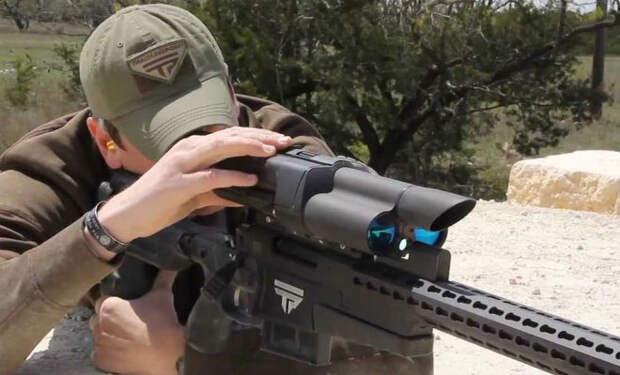 Самая дорогая винтовка мира: принимает решение и стреляет сама