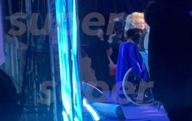 Татьяну Тарасову заметили в инвалидном кресле на съёмках «Ледникового периода»