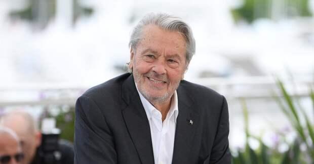 85-летний Ален Делон заявил о планах вернуться в кинематограф