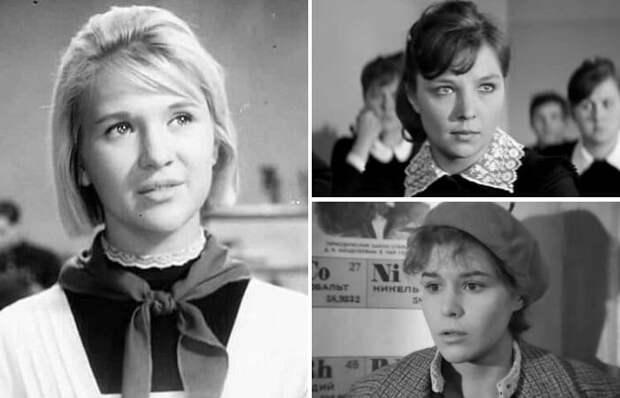 Роли не по возрасту: 7 взрослых советских актрис, которые сыграли школьниц
