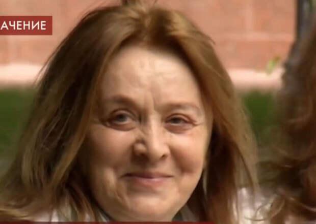 """Невестка Маргариты Тереховой рассказала о ее состоянии: """"Встает только с помощью сиделок"""""""