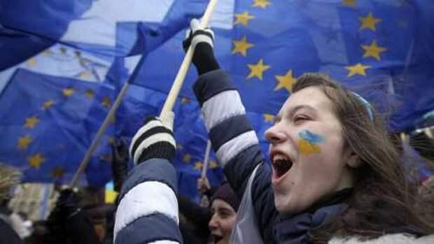 Польская служанка Украина на задворках Европы