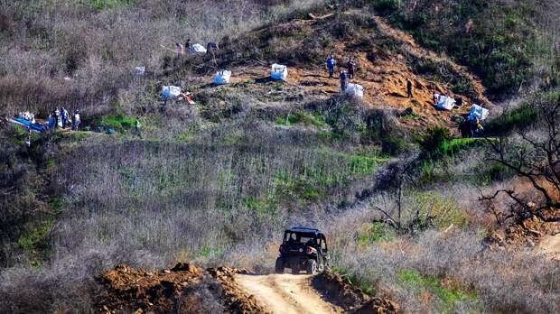 Судмедэксперты опознали тело Коби Брайанта иеще трех жертв крушения вертолета