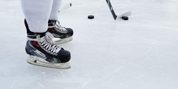 Хоккейный клуб «Молжаниново» выступил на большом городском турнире