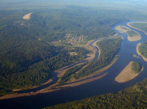 Вода ушла: в Хабаровском крае закончится паводок