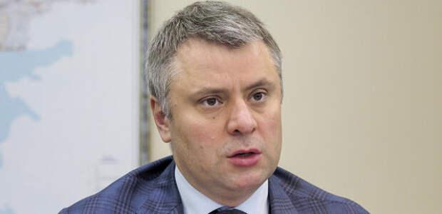 Топ-менеджер «Нафтогаза» заявил о запуске «плана Б» из-за «Северного потока – 2»