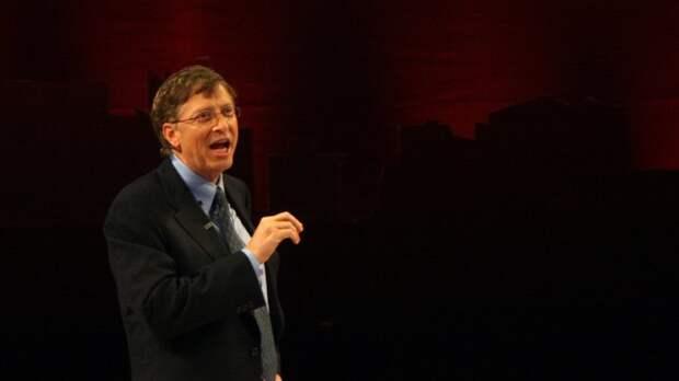 Связь Грефа с Биллом Гейтсом привела к русской вакцине от COVID: Совпадение? Может быть...