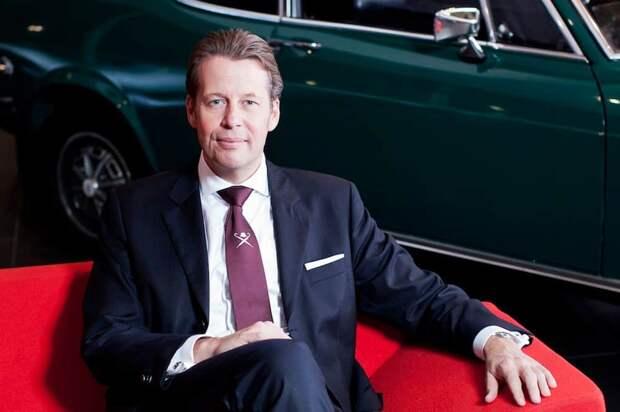 Над внешностью автомобилей Geely будет работать экс-дизайнер Bentley