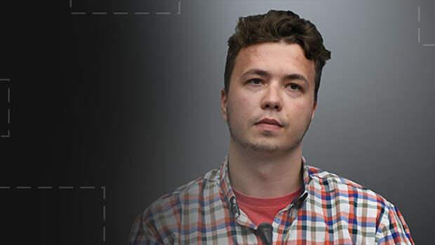 Роман Протасевич: революцию в Белоруссии делали журналисты и блогеры