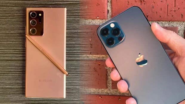 Эксперты назвали лучшие смартфоны 2021 года на iOS и Android