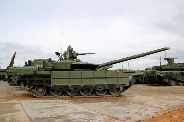 Американских экспертов впечатлили возможности танков Т-80
