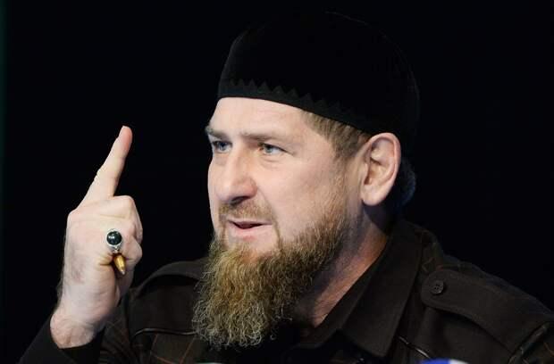 Кадыров— ореакции накоронавирус: «Стоило одному чихнуть вЕвропе— сразу виноваты Россия иПутин»