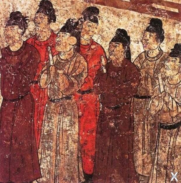 Китайские евнухи