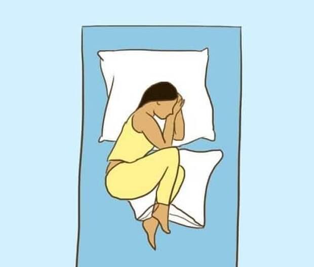 Если правильно спать, можно избавиться от 9 болезней