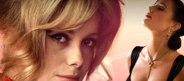 Знаменитые, чувственные и красивые французские актрисы