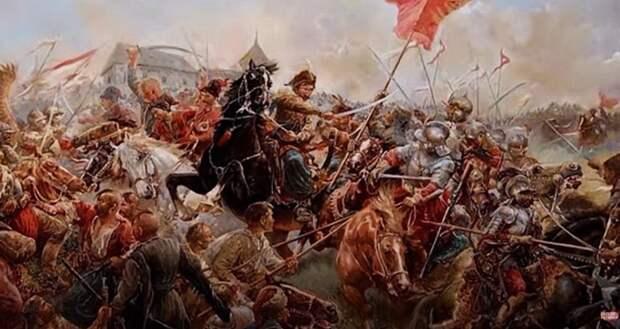 Освободительная война Богдана Хмельницкого изобиловала многими битвами и отличалась крайним ожесточением сторон