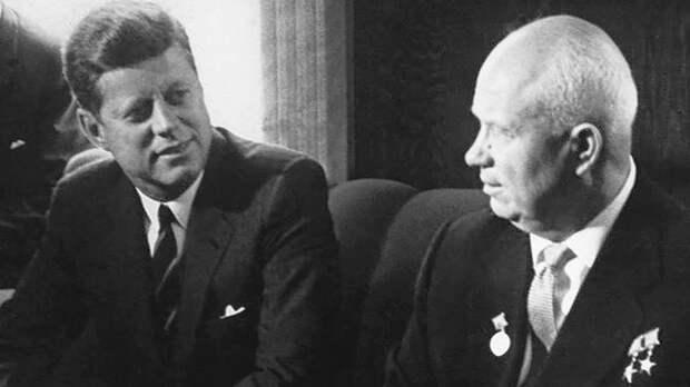 Хрущёв убил Кеннеди, Россия правит миром, и это не бред сумасшедшего. Просто бизнес