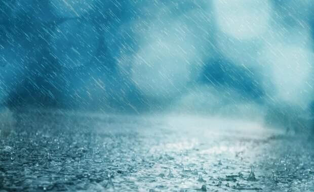 В отдельных районах Тверской области 3 мая пройдёт сильный дождь