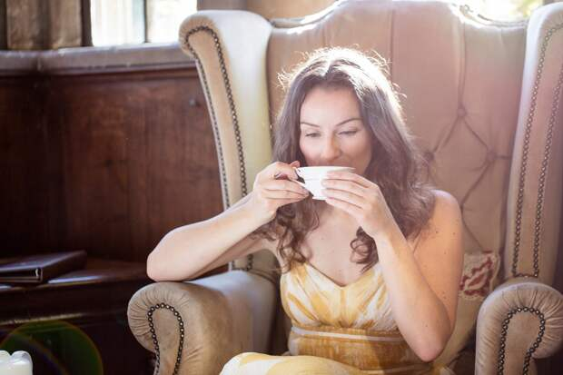 Лучшие чаи, чтобы улучшить самочувствие во время месячных