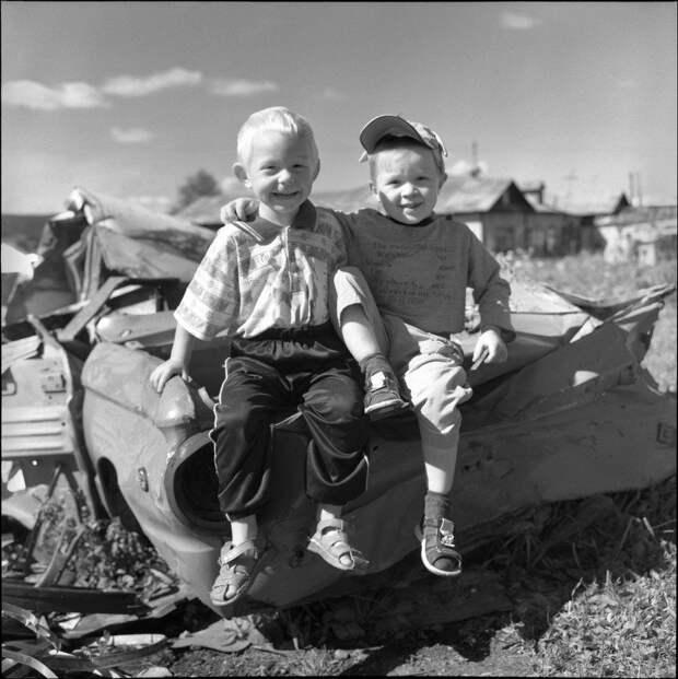 Негород в снимках красноярского фотографа Александра Кустова 28
